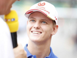 Mick Schumacher: Michael comparisons a goal for young drivers
