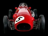 Ferrari's first world championship winning Formula 1 car