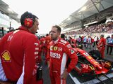 Vettel is the priority over Leclerc