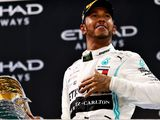 Hamilton ends sixth title year in winning style