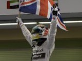 Lewis: Greatest day of my life