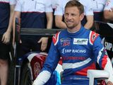 Jenson Button 'reasonably happy' after first Le Mans track experience
