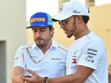 Hamilton welcomes the return of Alonso