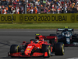 Sainz escapes double penalty but warned with Vettel and Mazepin over practice starts