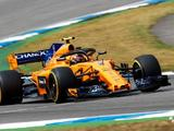 Stoffel Vandoorne to swap chassis amid MCL33 problem