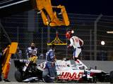 Mazepin 'totally over' Bahrain debut nightmare