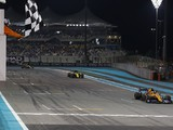 Sainz: Last-lap Hulkenberg Abu Dhabi pass like F1 title on the line