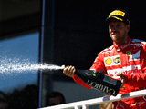 Vettel: Nice to win after a tough couple of weeks