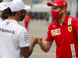 "Hamilton-Mercedes combination ""one of the strongest"" in F1 history - Vettel"