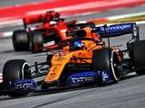 Carlos Sainz Jr. stays fastest, Ferrari setback after crash