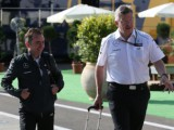Mercedes' prepares for gradual shift of power to Lowe