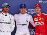 Bottas blitzes rivals as Mercedes dominates Spanish GP qualifying