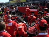Vettel reprimanded for missing grid anthem