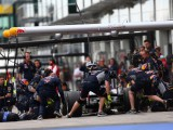 Force India, Red Bull fined for pit-lane incidents