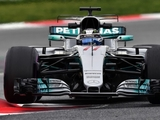 Bottas fastest for Mercedes at Barcelona