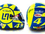 Lando Norris to run Valentino Rossi-inspired helmet design for Italian GP