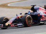 Toro Rosso's Sainz excited for Formula 1 debut