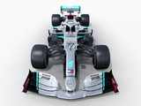 Mercedes reveals the W11
