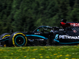 Hamilton completes practice clean sweep in Austria