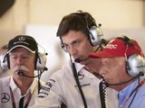 "Toto Wolff Hails a ""Great Starting Point"""