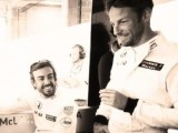 Button & Alonso's humour shines through Honda's smoke