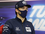 Gasly tests positive for COVID-19