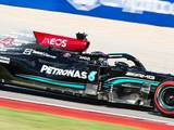 Horner discusses Mercedes 'device' to lower W12