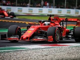 Vettel unhappy as Leclerc defies Ferrari plan