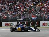 "Felipe Nasr: ""It was looking good on the first lap"""