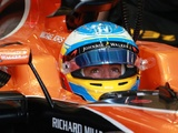 Hydraulics issue sidelines Alonso on F1 return in Canada