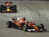 """Sebastian Vettel: """"It's a pity we couldn't show our pace today"""""""