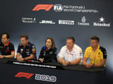 2019 British Grand Prix – Friday Press Conference