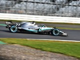 Newly Launched Mercedes 2019 Car Began Life At The End Of 2017 Season