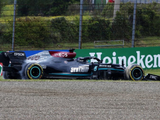 Why Hamilton avoided penalty for reversing on track