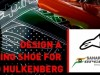 Competition to design Hülkenberg's race boots