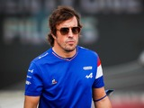 Alonso suspects water system to blame for red flag