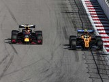 Verstappen and Norris collide in Redline Pro event