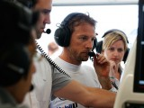 Button: It's a strange situation