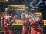 Champagne Carbon Becomes Official Supplier For Formula 1