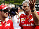 Vettel 'Ferrari rift' denied