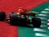 Verstappen: Cars 'not designed' for big kerbs