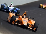 Honda haunts Alonso as engine blows at Indy 500