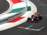 Lewis Hamilton leads a Mercedes 1-2 in first practice at the Hungarian Grand Prix