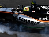 Force India duo lament early VSC period