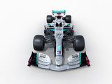 Mercedes release first images of the 2020 W11