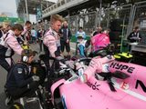"Esteban Ocon: ""I feel it was my corner and I was on the racing line"""