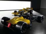 Renault reveals its vision of F1 2027