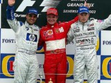 Grand Prix Gold - 2003 British Grand Prix