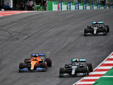 P6 'doesn't taste good' after leading race - Sainz