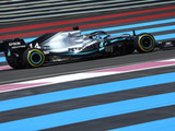 Hamilton takes pole for French GP